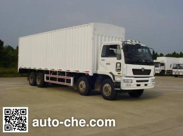 XCMG NXG5315CPY soft top box van truck