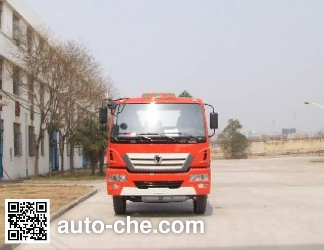 XCMG NXG5315GHY3 chemical liquid tank truck