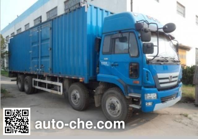 XCMG NXG5315XXY3 box van truck