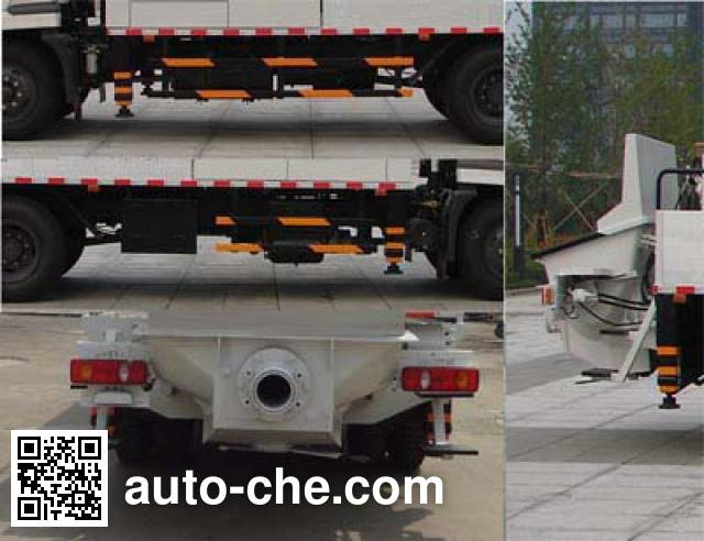 Jidong NYC5120THB4 truck mounted concrete pump