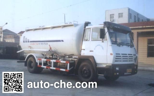 Shunfeng NYC5160GFL bulk powder tank truck