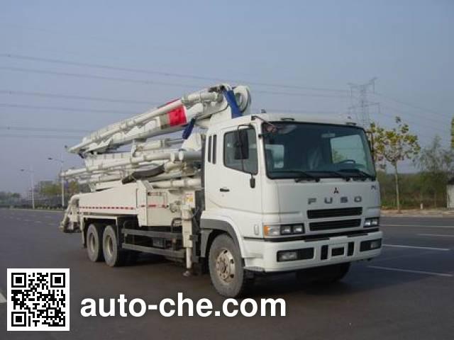 Jidong NYC5270THB concrete pump truck