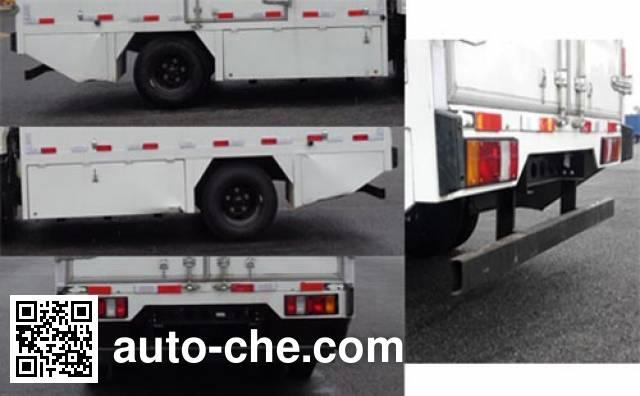 Yuchai Special Vehicle NZ5040XXYEV electric cargo van
