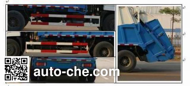 Yuchai Xiangli NZ5142ZYS garbage compactor truck