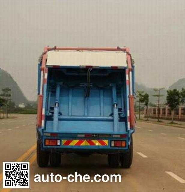 Yuchai Xiangli NZ5160HZYS garbage compactor truck