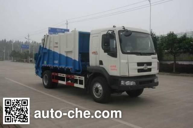 Yuchai Xiangli NZ5160ZYSJ garbage compactor truck