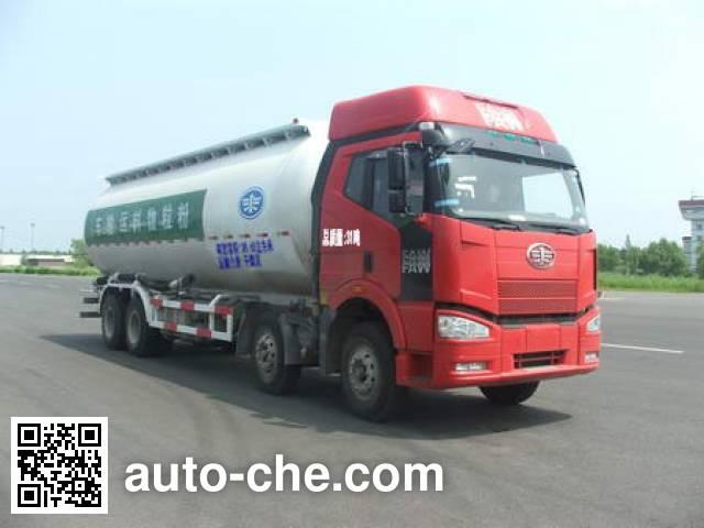 兆阳牌NZY5310GFLCAP66粉粒物料运输车