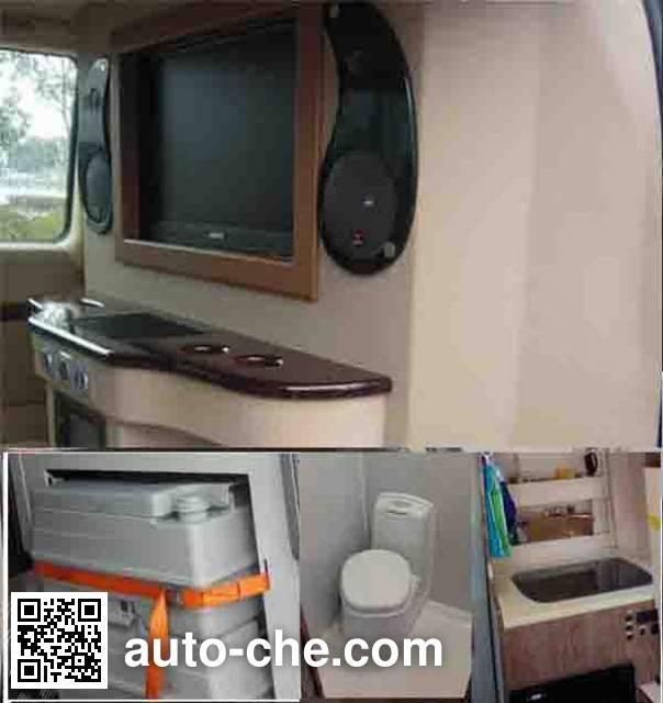 凌扬牌PC5046XLJFXBBC旅居车