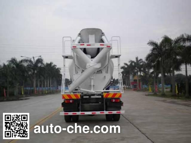 超雄牌PC5160GJB混凝土搅拌运输车