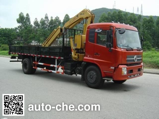 凌扬(FXB)牌PC5160JSQ4FXB随车起重运输车