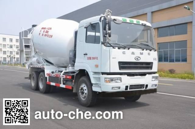 凌扬牌PC5250GJBHL12混凝土搅拌运输车