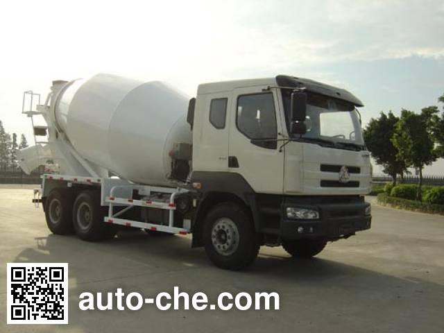 超人牌PC5250GJBLZ混凝土搅拌运输车