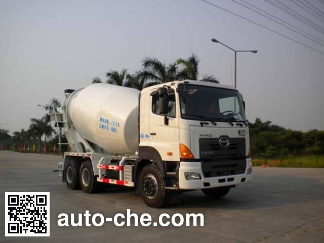 FXB PC5252GJBRY concrete mixer truck