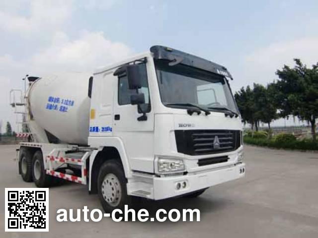 FXB PC5251GJBHW concrete mixer truck