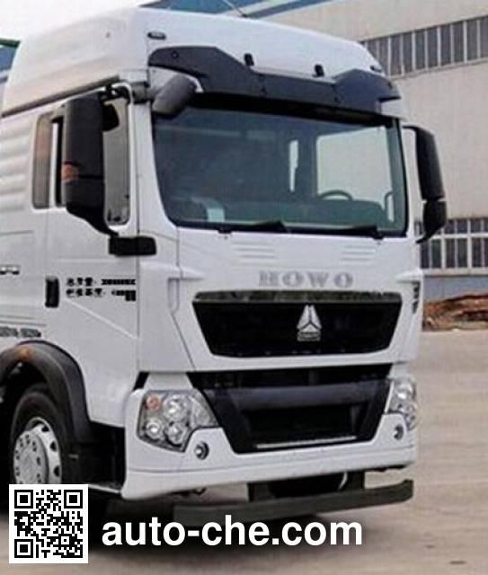 凌扬牌PC5251JSQHW4随车起重运输车