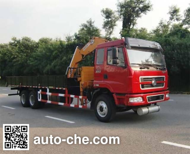 凌扬(FXB)牌PC5251JSQLZ3随车起重运输车