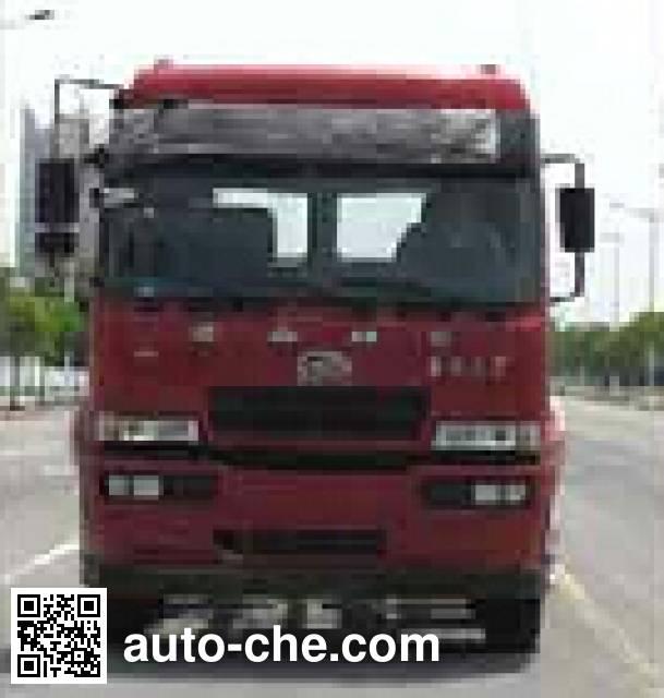 凌扬(FXB)牌PC5310JSQ4HL随车起重运输车