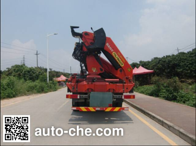 FXB PC5310JSQHW4 truck mounted loader crane