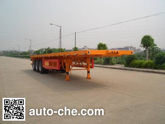 Chaoxiong PC9340 flatbed trailer
