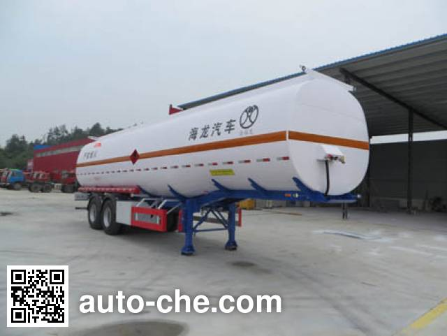 Haifulong PC9340GYYB oil tank trailer