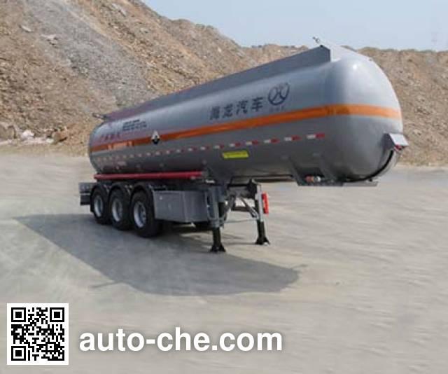 Haifulong PC9400GFWB corrosive materials transport tank trailer