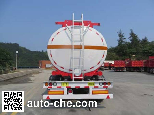 Haifulong PC9405GYS liquid food transport tank trailer
