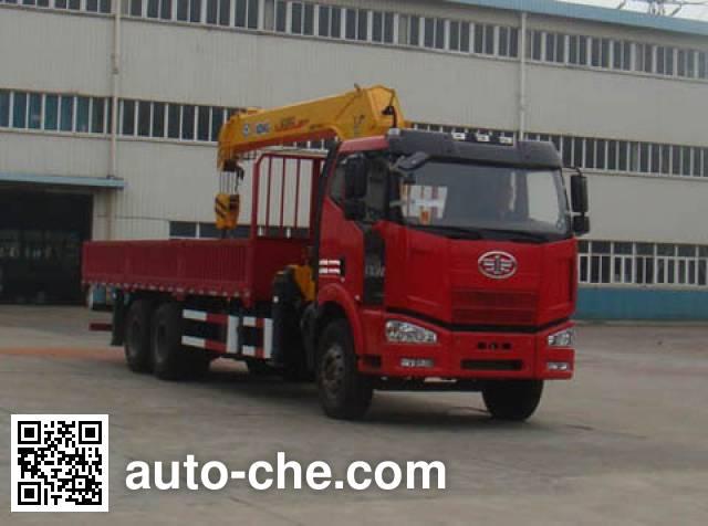 Sutong (FAW) PDZ5250JSQBE4 truck mounted loader crane