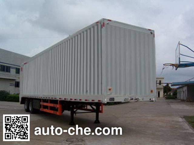 Sutong (FAW) PDZ9271XYK wing van trailer