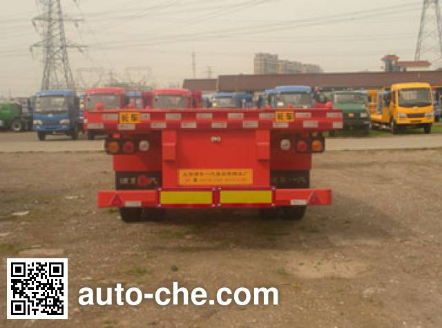 Sutong (FAW) PDZ9350TJZ container transport trailer