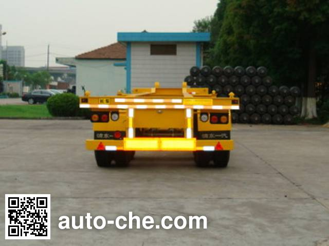 Sutong (FAW) PDZ9352TJZ container transport trailer