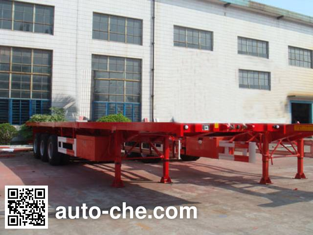 Sutong (FAW) PDZ9402TPB flatbed trailer