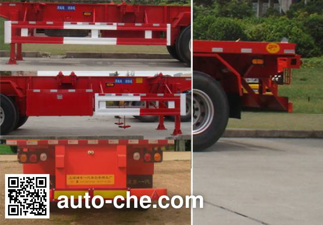 Sutong (FAW) PDZ9402TJZ container transport trailer