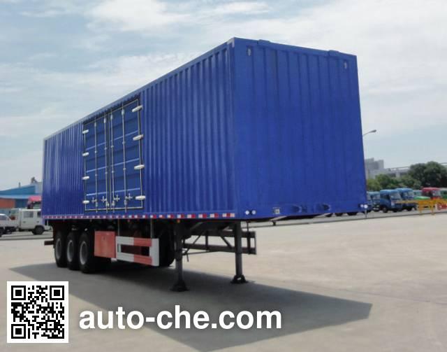 Sutong (FAW) PDZ9402XXY box body van trailer