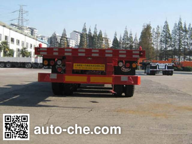 Sutong (FAW) PDZ9403TJZ container transport trailer