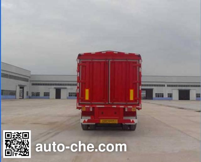 Jilu Hengchi PG9400CCY stake trailer