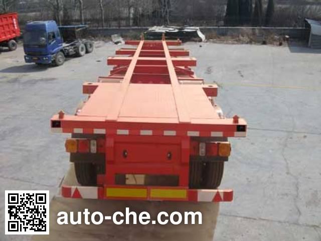 Jilu Hengchi PG9400TJZ container transport trailer