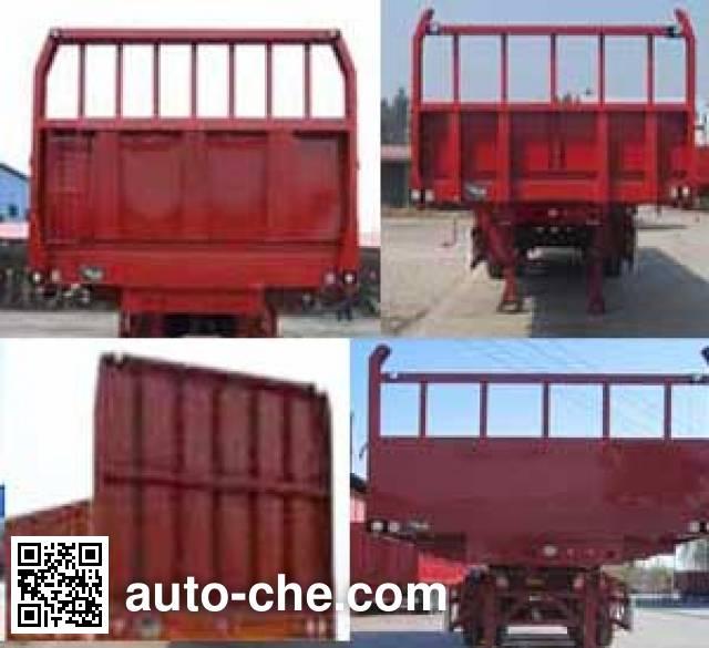 Jilu Hengchi PG9400Z dump trailer