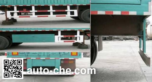 Jilu Hengchi PG9401XXY box body van trailer