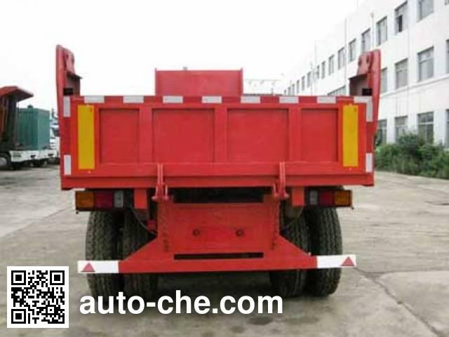 Jilu Hengchi PG9401ZHX dump trailer