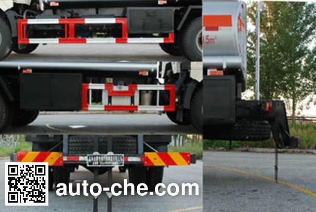 Jinbi PJQ5160GJYCA fuel tank truck
