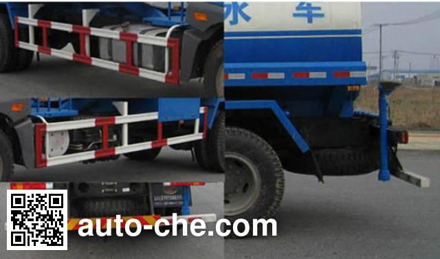 Jinbi PJQ5160GSS sprinkler machine (water tank truck)