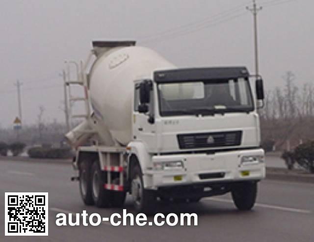 Jinbi PJQ5257GJB concrete mixer truck