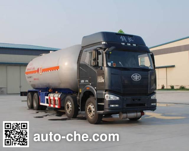 Jinbi PJQ5310GYQCA liquefied gas tank truck