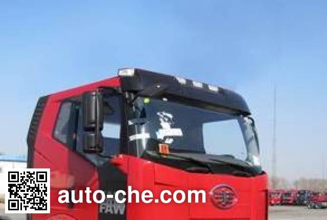 Jinbi PJQ5311GYQCA liquefied gas tank truck