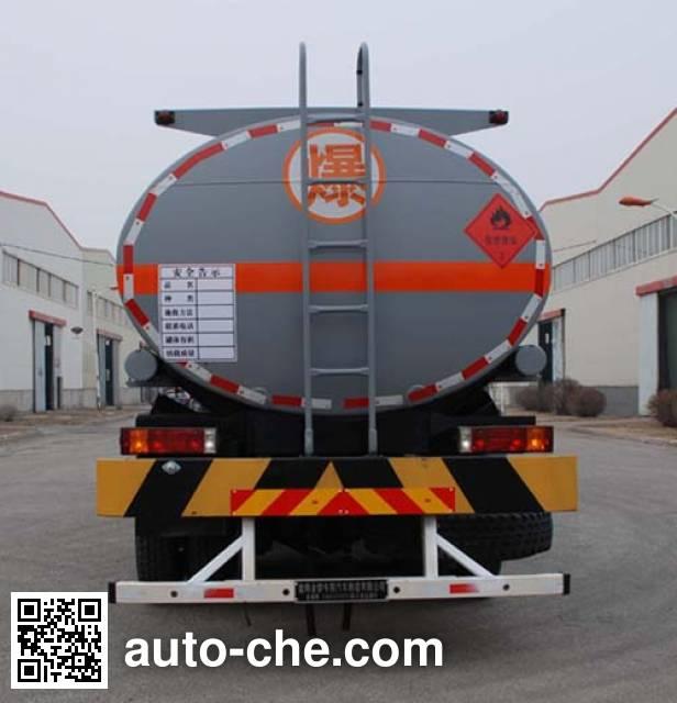Jinbi PJQ5316GYY oil tank truck