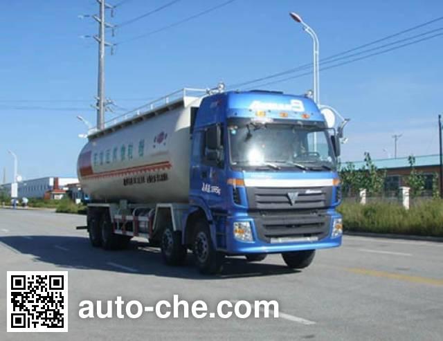 Jinbi PJQ5317GFLOM bulk powder tank truck