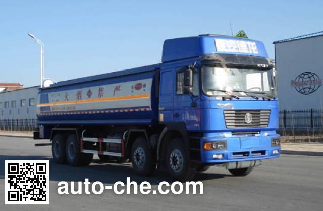 金碧牌PJQ5318GHY化工液体运输车