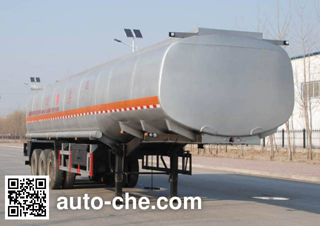 Jinbi PJQ9400GYYH oil tank trailer