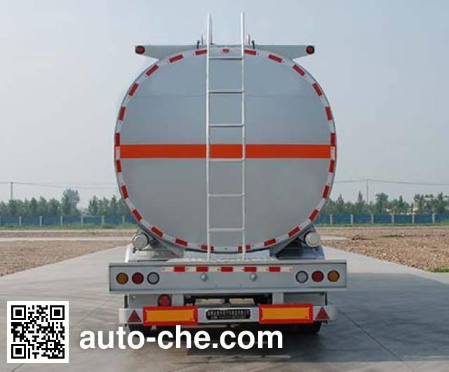 Jinbi PJQ9400GSYD edible oil transport tank trailer
