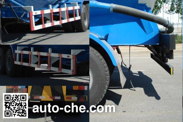 Jinbi PJQ9401GFL low-density bulk powder transport trailer